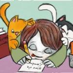 Lo que he aprendido con un gato enfermo, 1: Antecedentes