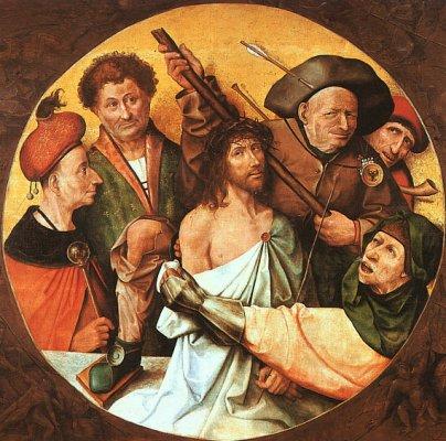 Jesús fue más gótico que tú (de esas cosas muy viejitas)